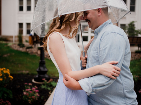 T + A | rainy day engagement