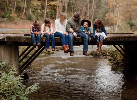 The Deleonardis Family | A Spruce Creek, PA Family Session