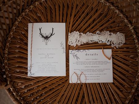 Wood Wedding | Boho Wedding | Clearidge Event Center