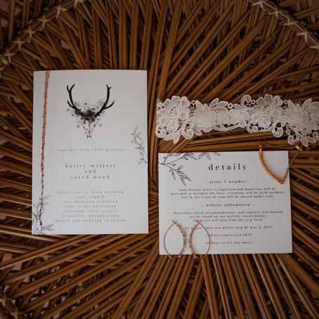 Wood Wedding | Boho Wedding | Clearidge Event Center