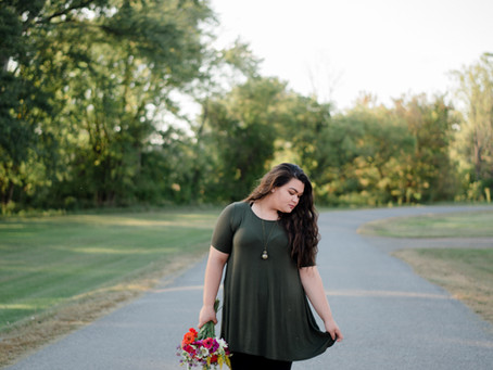 Rosie | Fall Central PA Senior Session