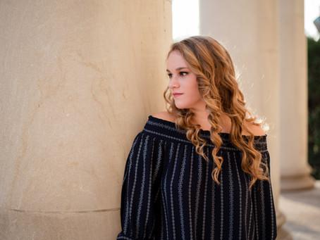 Breanna | Altoona Area High School Senior Session