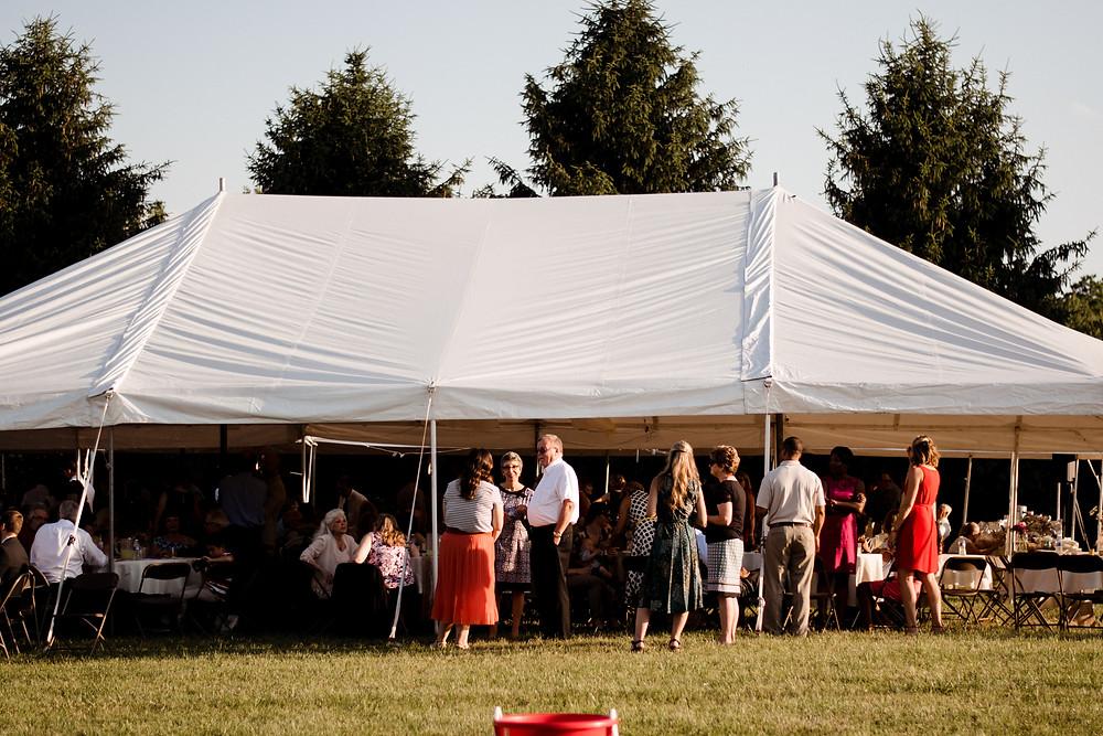wedding reception, tent, wedding photographer