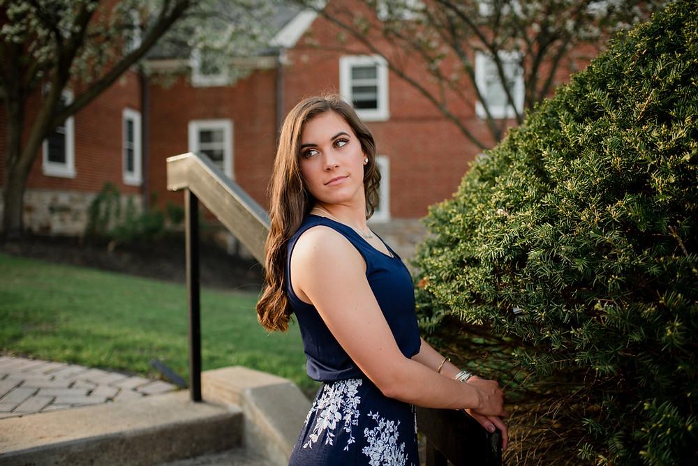 Central PA Senior Portrait Photographer