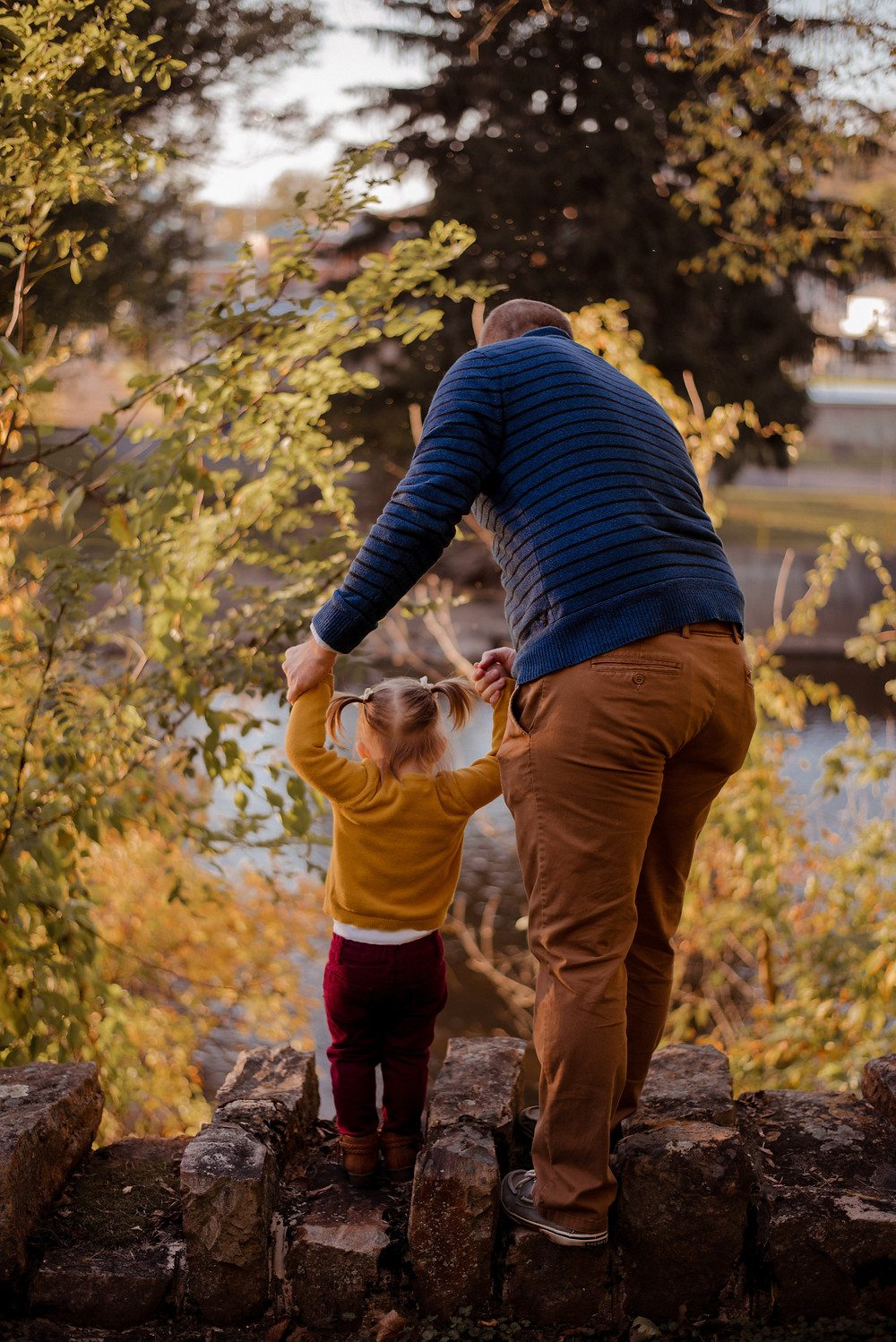 central Pennsylvania fall family session