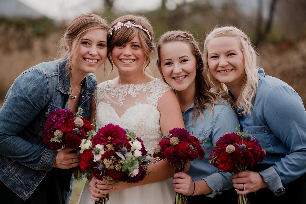 pennsylvania rustic wedding
