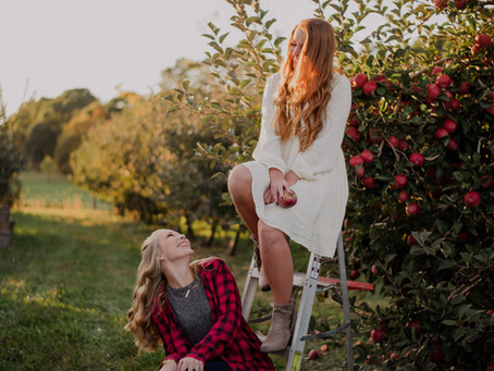Styled Shoot | Donnelly Apple Orchard Huntingdon PA