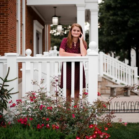 Rachel | Huntingdon PA Senior Session