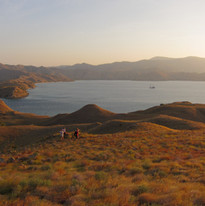 Golden hour hike