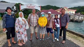 Survey trip in the Banggai islands