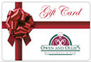 Gift Cards at Owen and Ollie's
