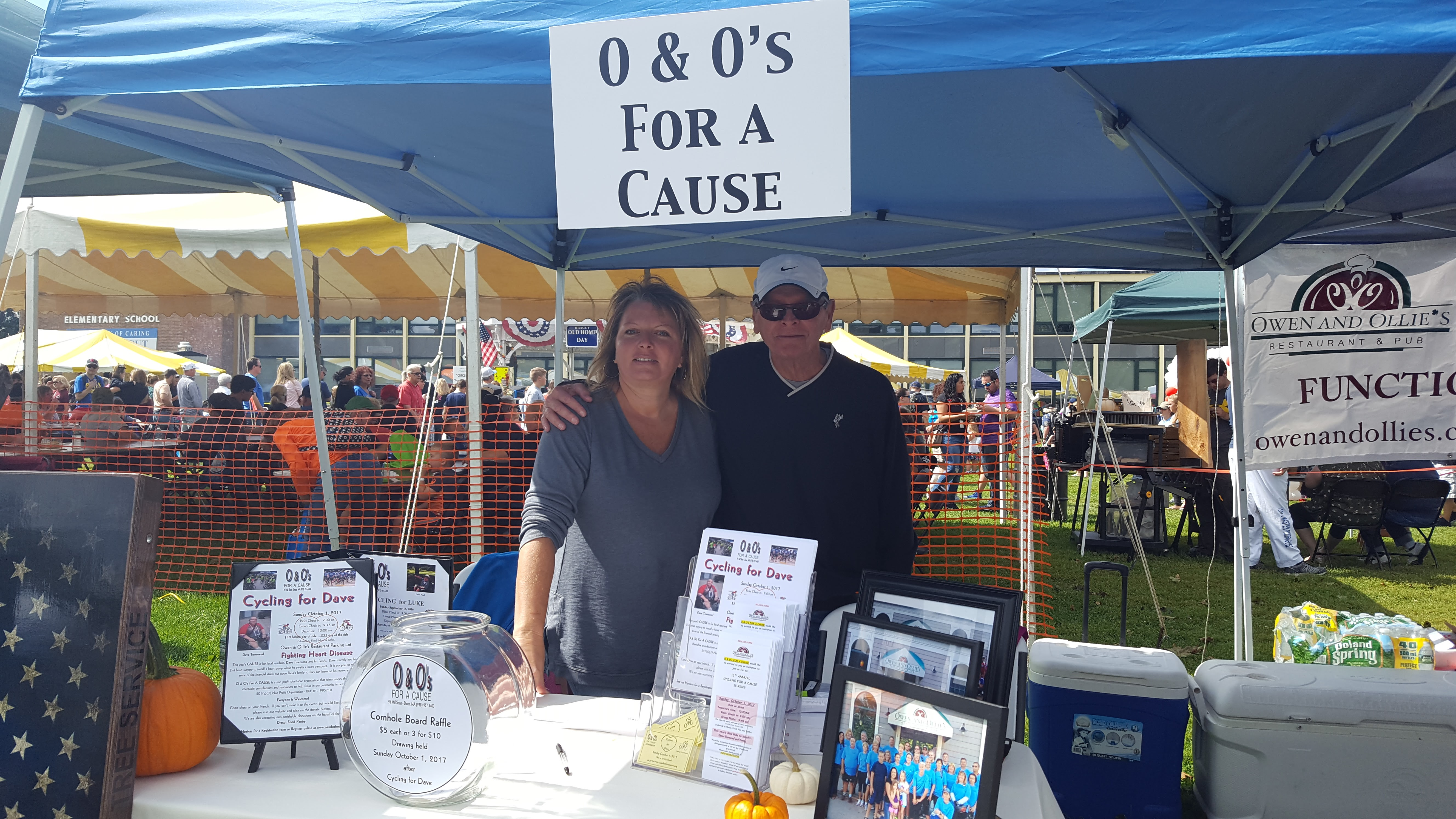 O & O's For A Cause