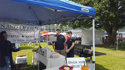 Owen and Ollie's Booth