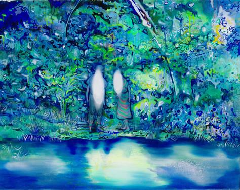 藍色森林 Blue forest