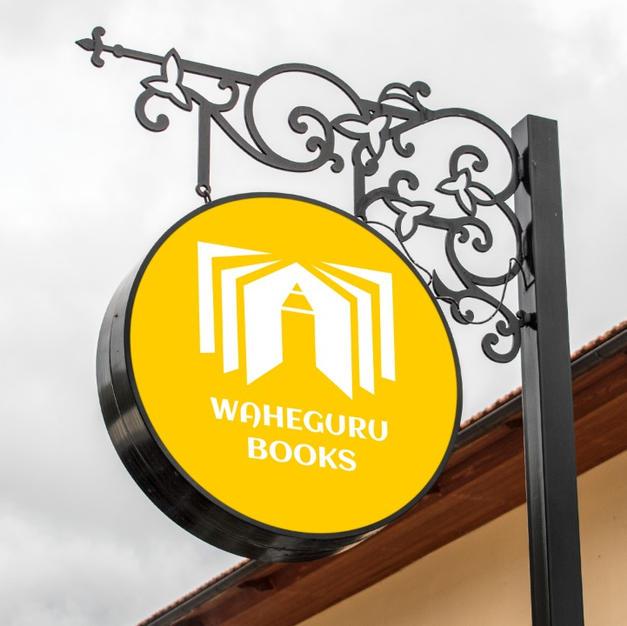 Logo - WaheBooks