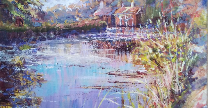 The Boathouse On The Itchen