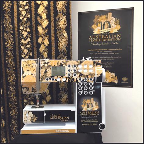 Australian Textile Exhibition Bernina