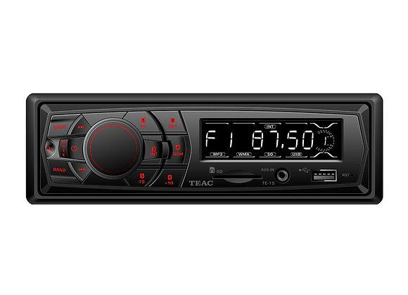 רדיו בלבד במחיר מבצע + חיבור  USB +AUX + SD