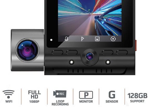 מצלמת דרך דו-כיוונית עם WI-FI (R310)