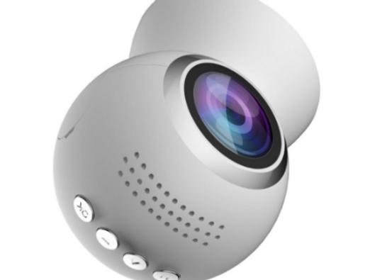 מצלמת דרך 360° עם חיבור לאפליקציה (R500)
