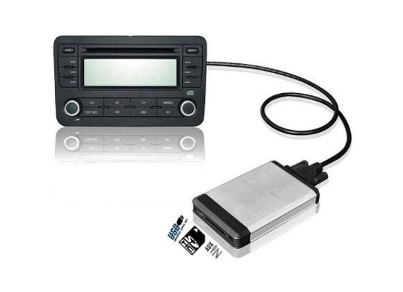 מתאם  USB-AUX -SD