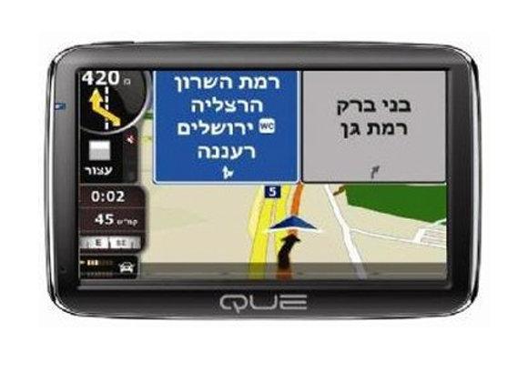 מערכות ניווט GPS