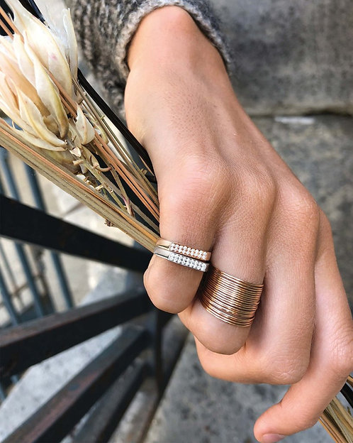 "VanRycke Ring ""Margherita"""