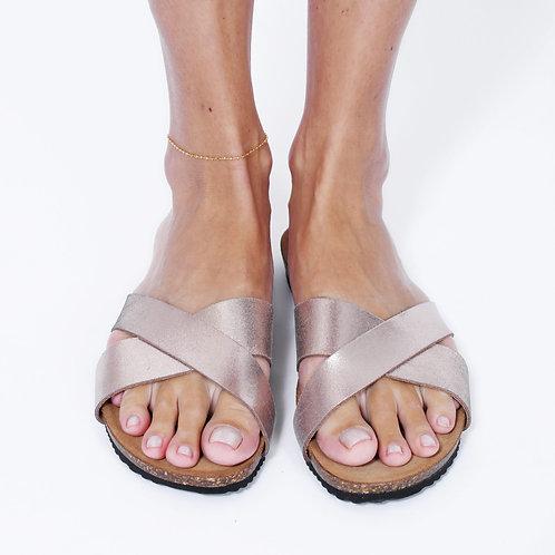 Pampuschen Sandalen