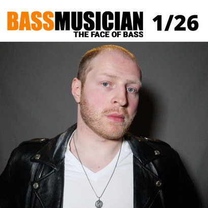 Bass Musician Magazine - Feature Video Interview