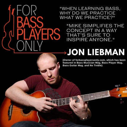 For Bass Players Only - Feature Interview