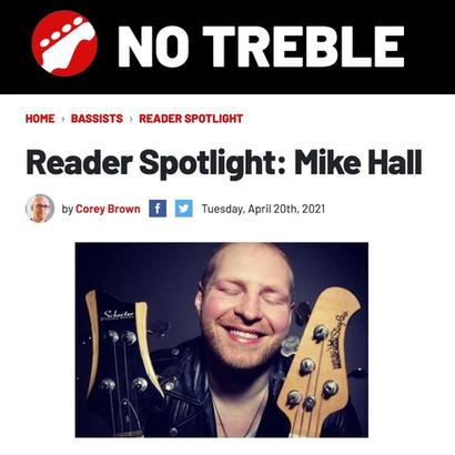 No Treble - Reader Spotlight