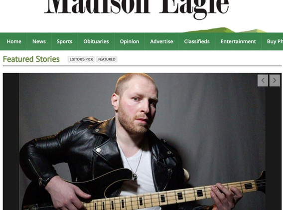 Madison Eagle: Cover-Story Feature