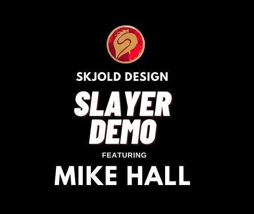 Skjold Design Slayer Model Bass Demo