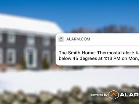 5 Alerts to Manage Your MN Home with your Smart Phone