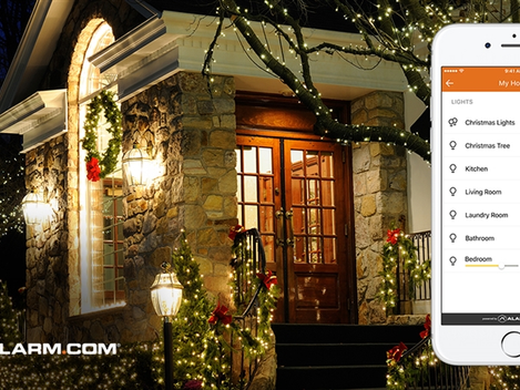 Five Smart Home Security Tips for a Worry-Free Holiday Season