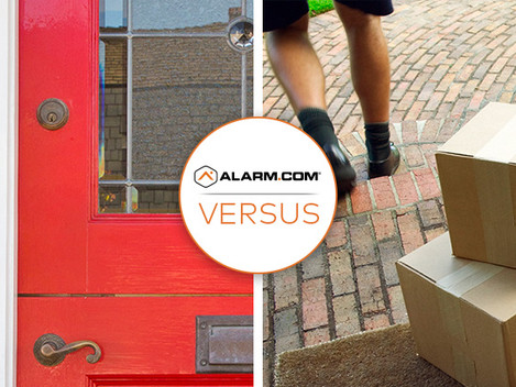 Smart Home Security vs Package Thieves