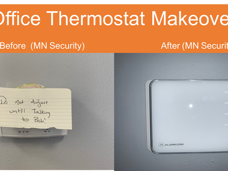 Upgrade to a SMART THERMOSTAT Today