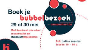 Bubbelbezoek