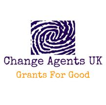 Grants For Good Logo _ White Background.
