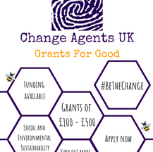 Grants for Good Poster