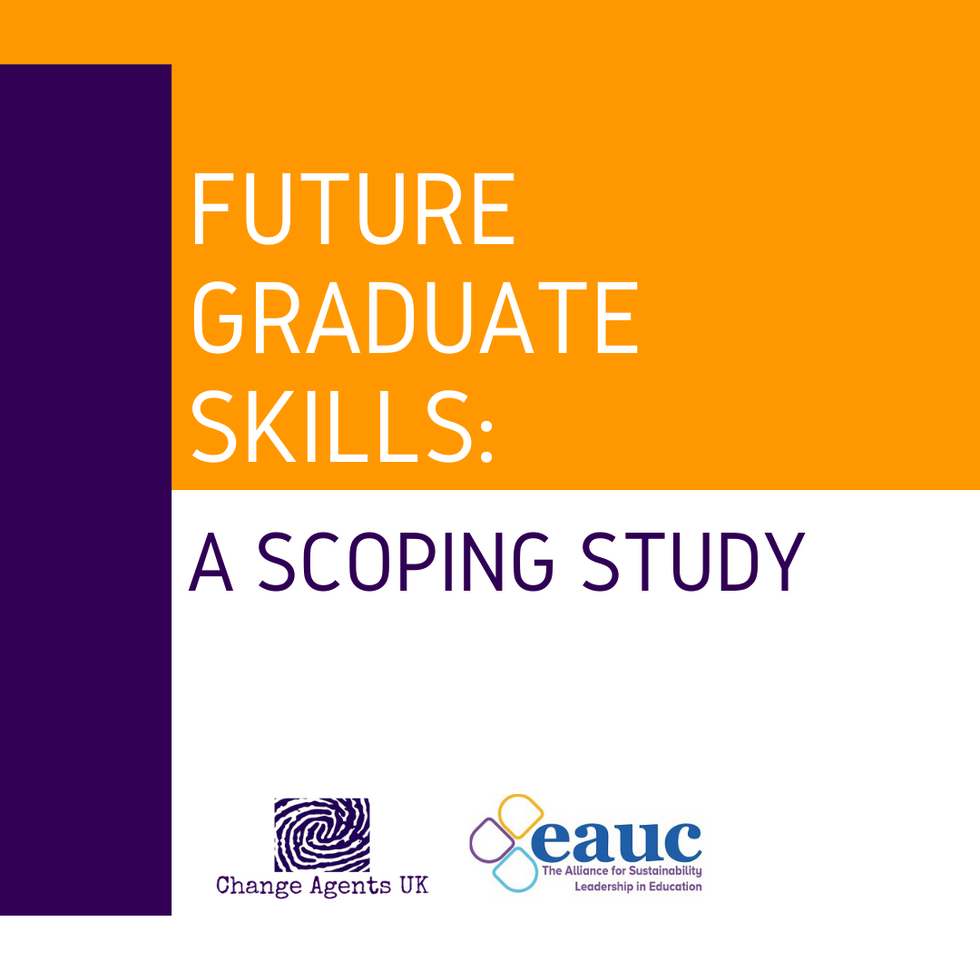 Report: Future Graduate Skills