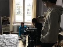 Filmar en Bélgica