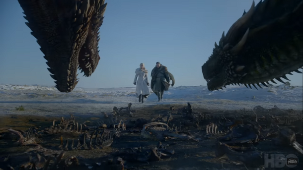 El final se acerca: Game of Thrones. Una fotografía consistente.
