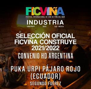 Puka Urpi gana convenio de post producción en FICVIÑA 2021