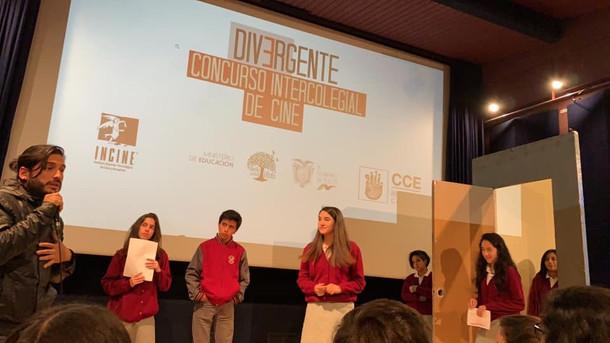 400 estudiantes de colegios de Quito concluyen su capacitación en cine