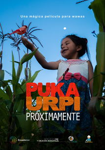 Largometraje quichua participa en WIP del FAM 2021