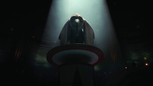 Lo que nunca esperaste ver en Acción real:  Dumbo, un elefante que vuela