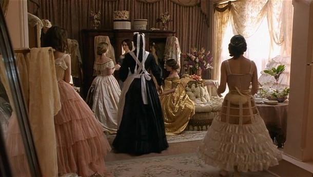 En Little Women el vestuario lo dirá todo