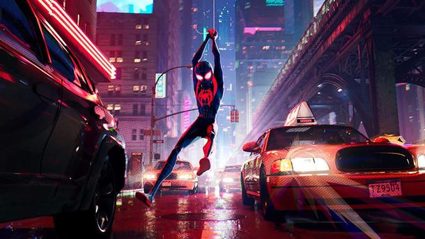 Lo mejor de Spider-Man llega en una película animada