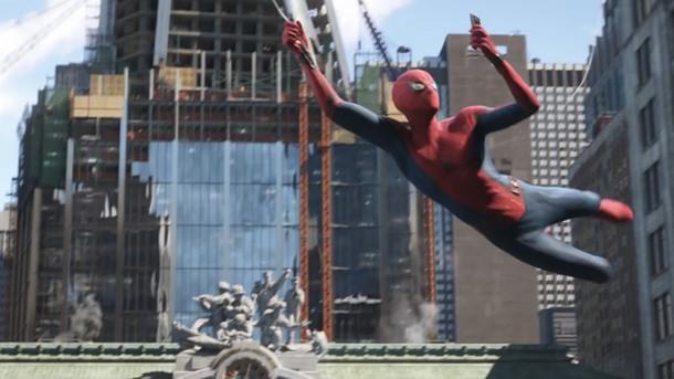 Spider-Man: Far From Home. El Marketing también está en el cine.